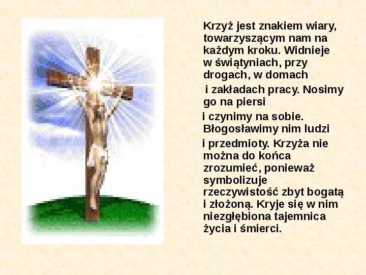 Krzyże i monogramy - Slajd 2