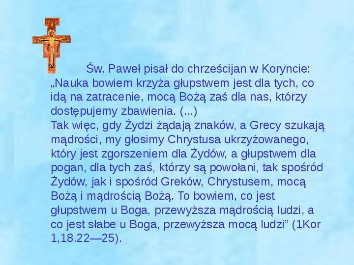 Krzyże i monogramy - Slajd 3