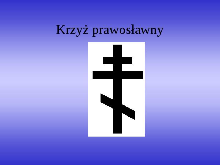 Krzyże i monogramy - Slajd 17