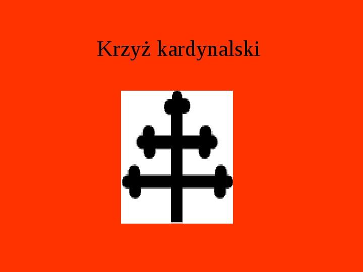 Krzyże i monogramy - Slajd 23