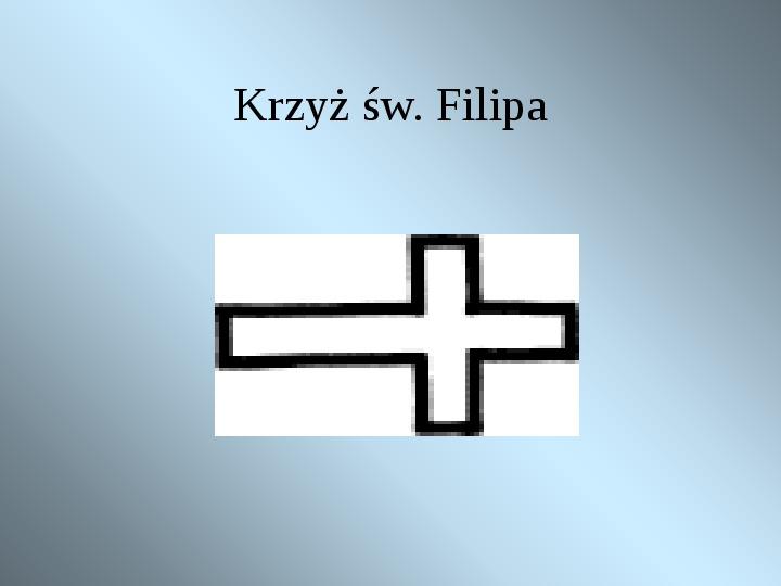Krzyże i monogramy - Slajd 33