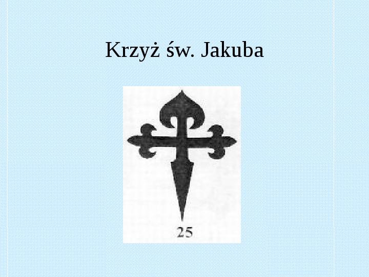 Krzyże i monogramy - Slajd 35