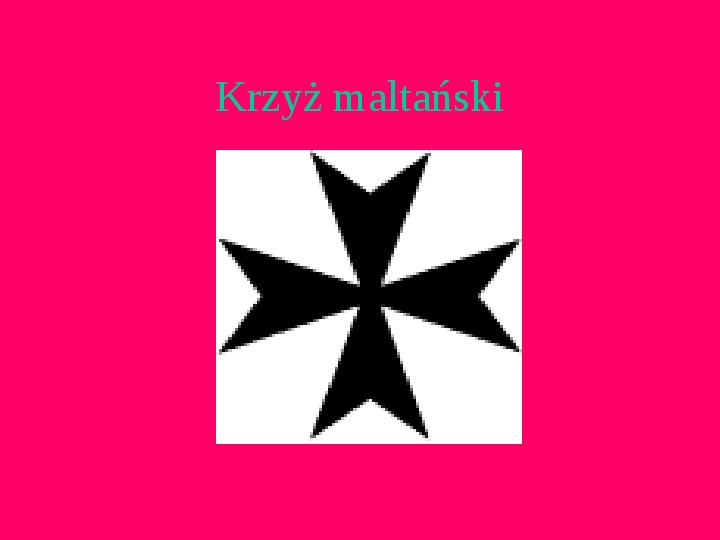 Krzyże i monogramy - Slajd 41