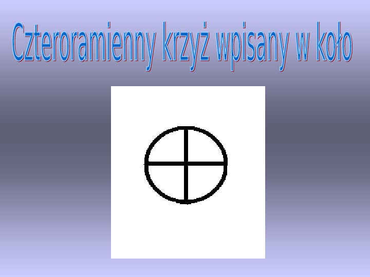 Krzyże i monogramy - Slajd 67
