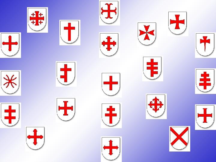 Krzyże i monogramy - Slajd 81