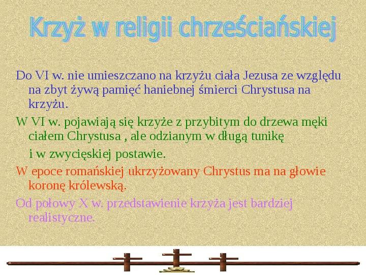 Krzyże i monogramy - Slajd 82