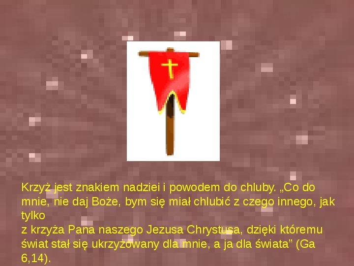 Krzyże i monogramy - Slajd 85