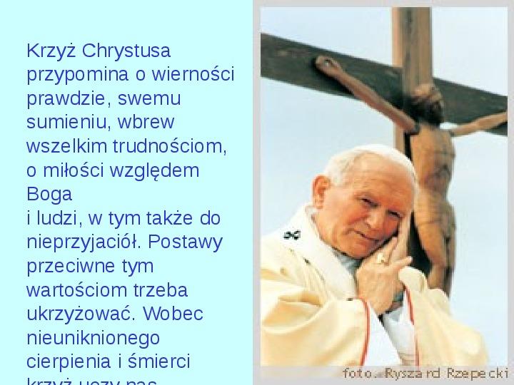 Krzyże i monogramy - Slajd 87