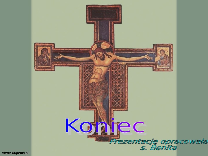 Krzyże i monogramy - Slajd 89