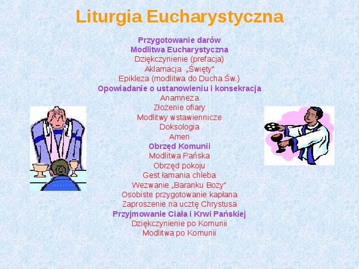 Struktura Eucharystii - Slajd 4