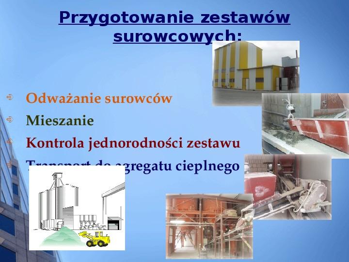 Składy chemiczne szkieł przemysłowych - Slajd 2