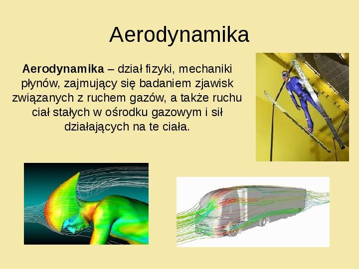 Fizyka a sport - Slajd 3