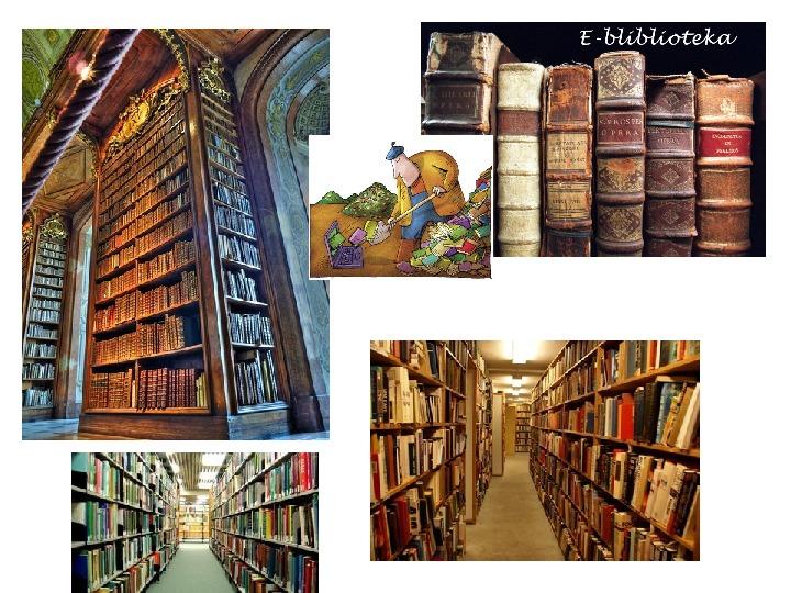 Biblioteka cyfrowa - Slajd 1