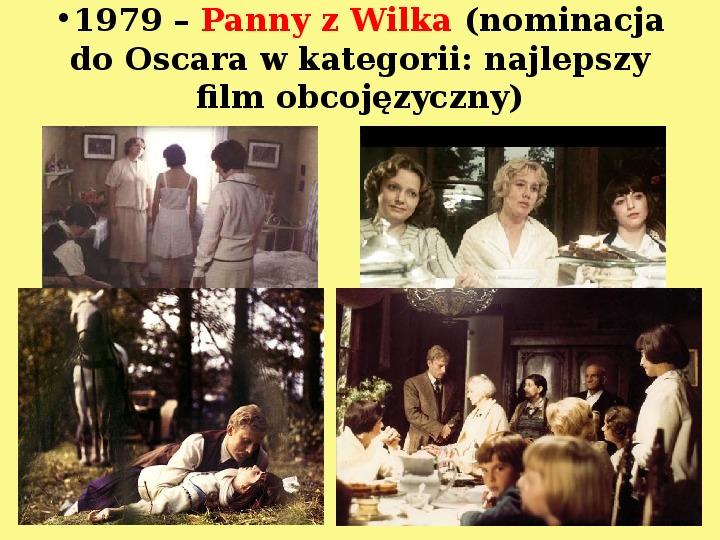 Andrzej Wajda - Slajd 13