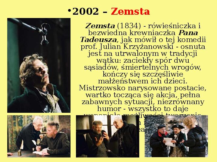 Andrzej Wajda - Slajd 21