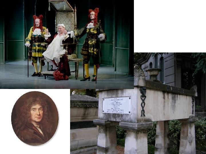 Molier - najwybitniejszy komediopisarz klasycyzmu francuskiego - Slajd 3