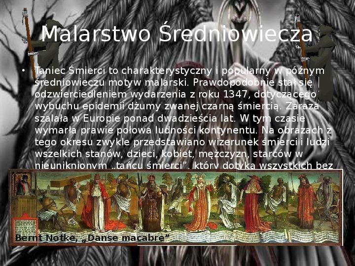 Średniowiecze: Architektura i malarstwo - Slajd 10