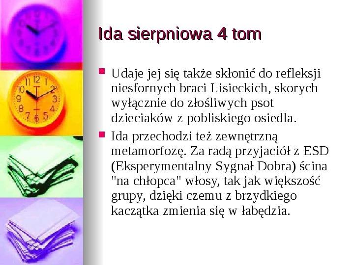 Małgorzata Musierowicz - Slajd 19