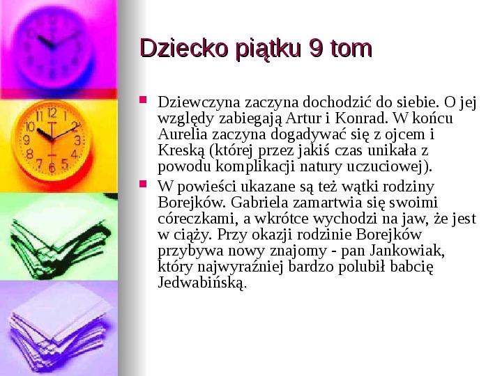 Małgorzata Musierowicz - Slajd 27