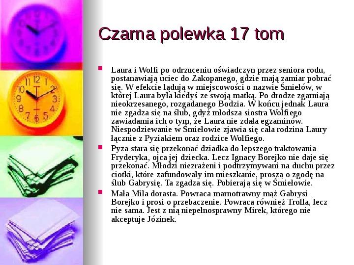 Małgorzata Musierowicz - Slajd 41
