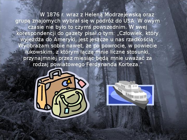 Henryk Sienkiewicz - Slajd 6