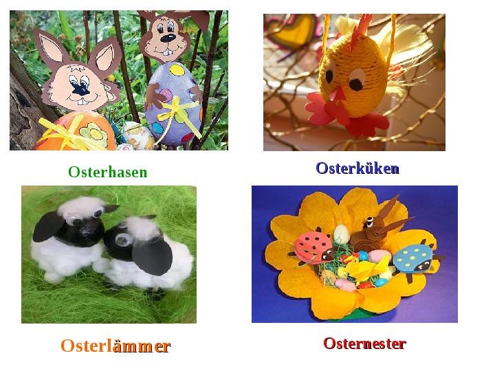 Wielkanoc w Niemczech - Slajd 6