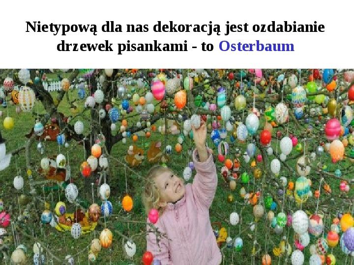 Wielkanoc w Niemczech - Slajd 10