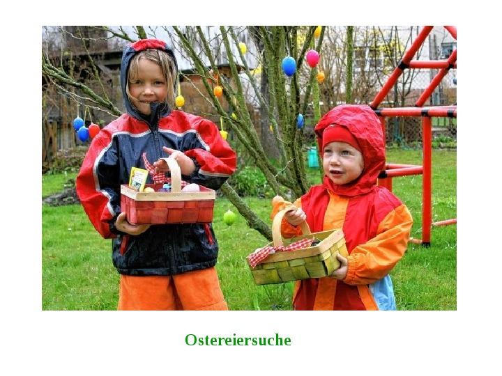 Wielkanoc w Niemczech - Slajd 21