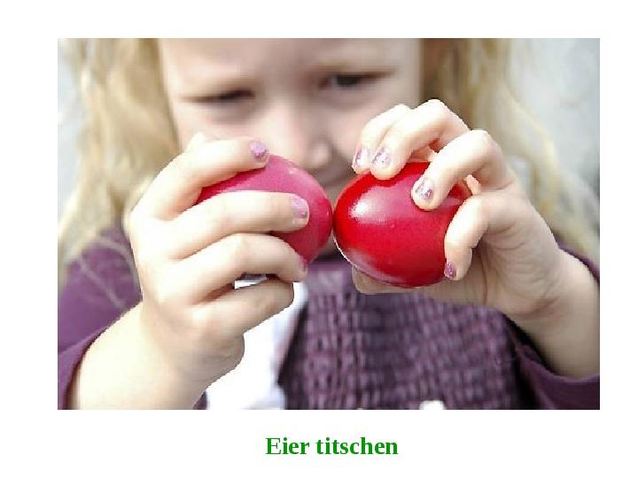 Wielkanoc w Niemczech - Slajd 24