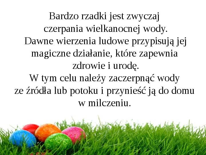 Wielkanoc w Niemczech - Slajd 27