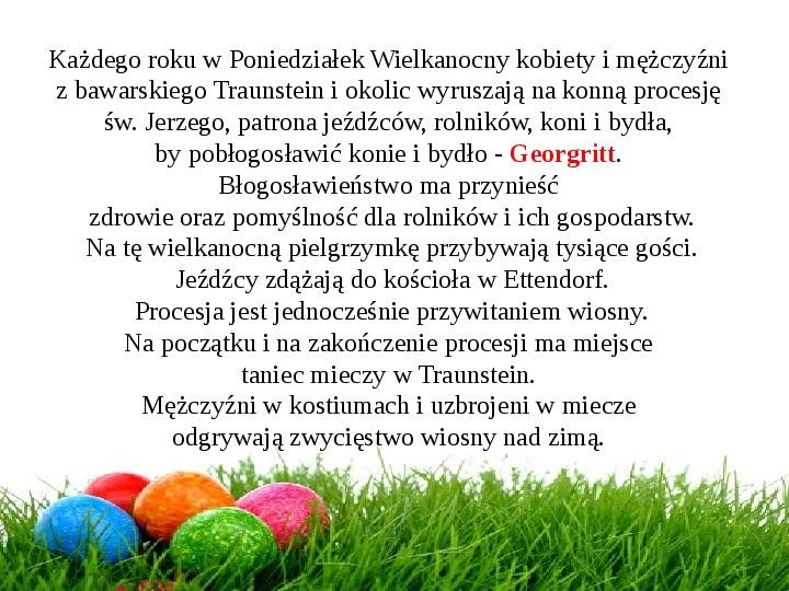 Wielkanoc w Niemczech - Slajd 28