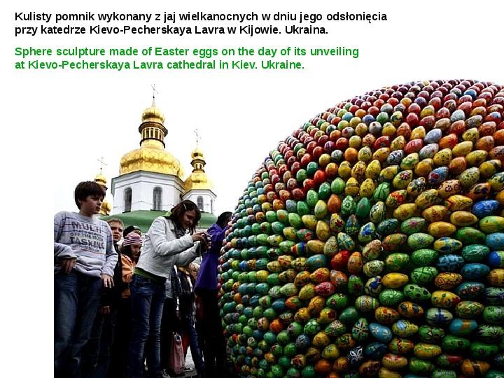 Wielkanoc na świecie - Slajd 7
