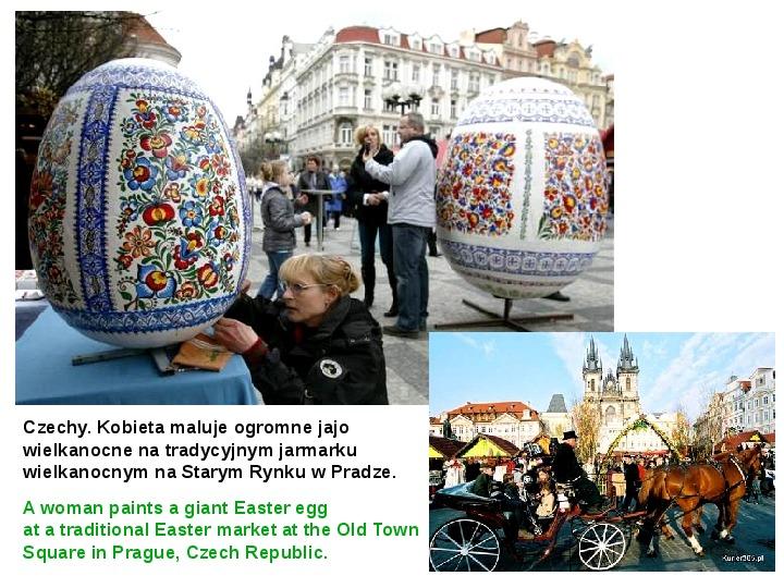 Wielkanoc na świecie - Slajd 10