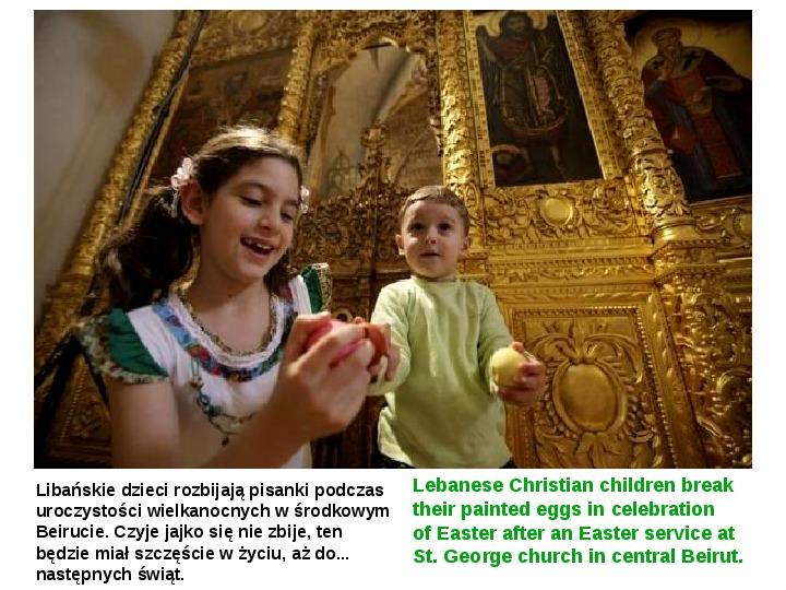 Wielkanoc na świecie - Slajd 25