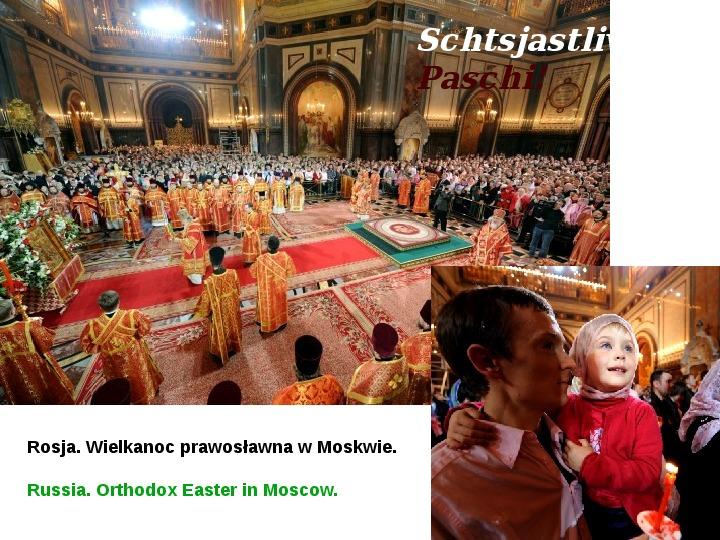 Wielkanoc na świecie - Slajd 27