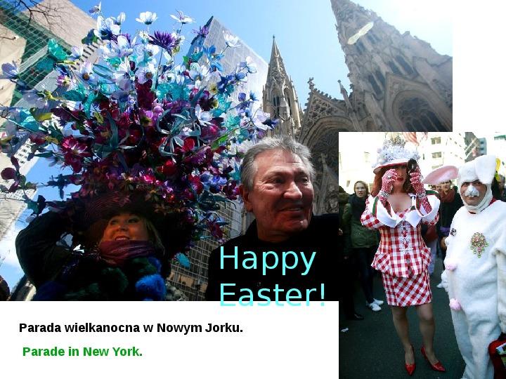 Wielkanoc na świecie - Slajd 31