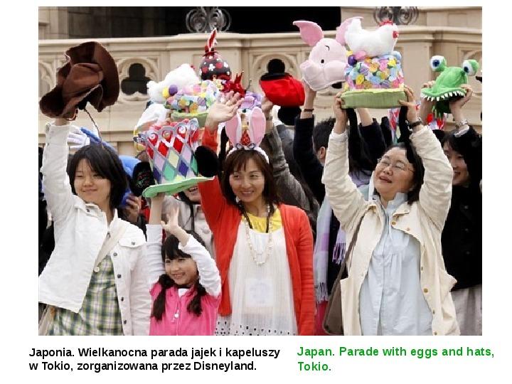 Wielkanoc na świecie - Slajd 33