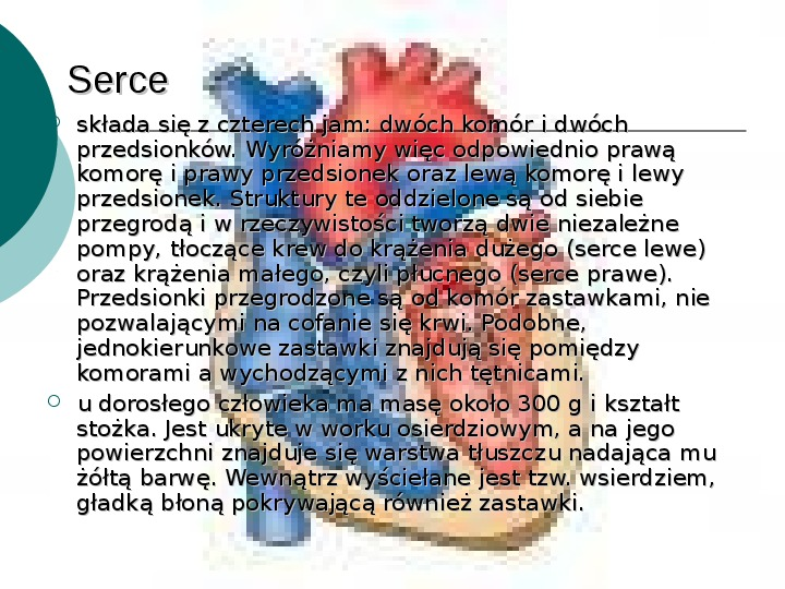 Choroby układu krążenia - Slajd 5