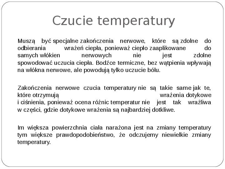 Schematy dla zmysłów - Slajd 115