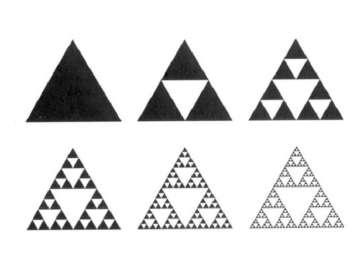 Sztuka a geometria chaosu - Slajd 8