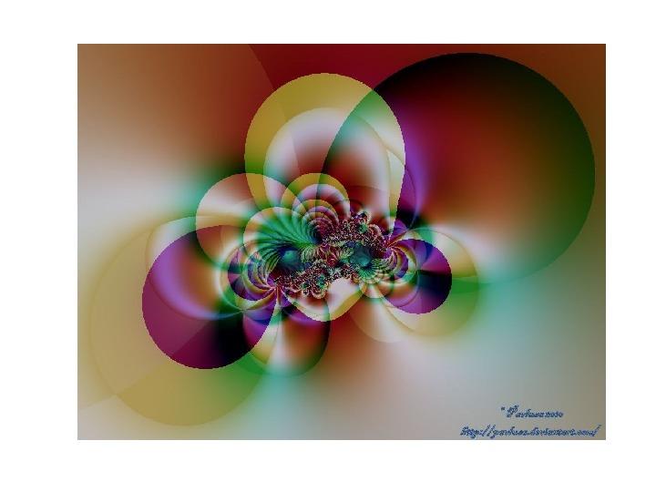 Sztuka a geometria chaosu - Slajd 23