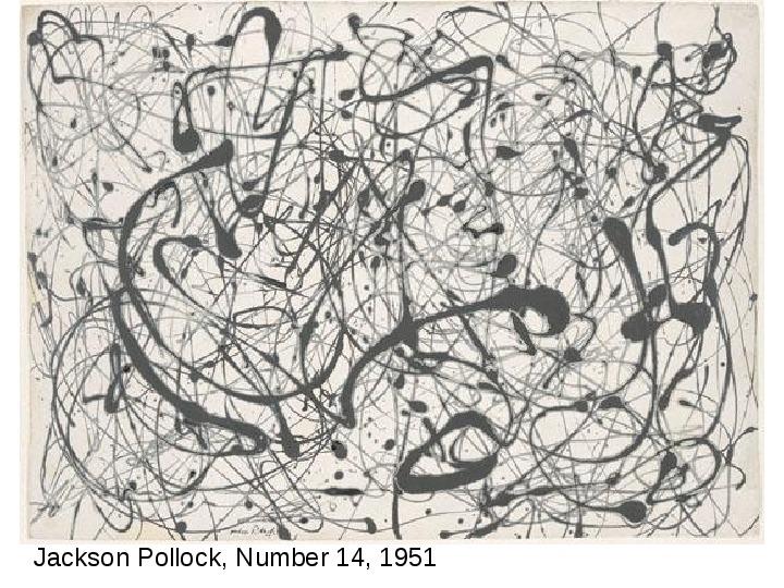 Sztuka a geometria chaosu - Slajd 35