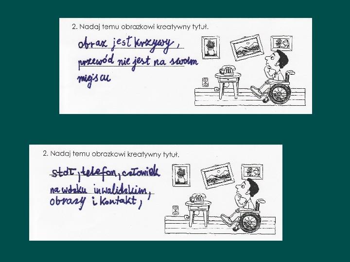 Zespół Aspergera - przyczyny, objawy, funkcjonowanie - Slajd 39