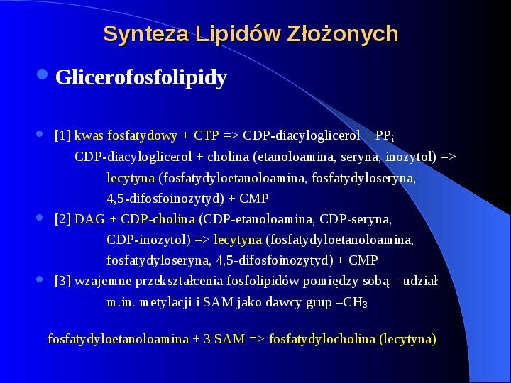 Lipidy - Slajd 25