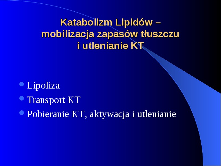 Lipidy - Slajd 46