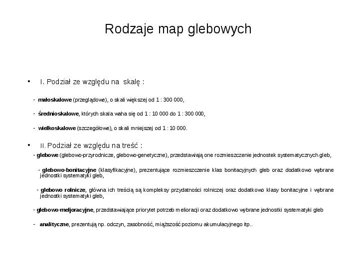 Kartografia gleb - Slajd 2