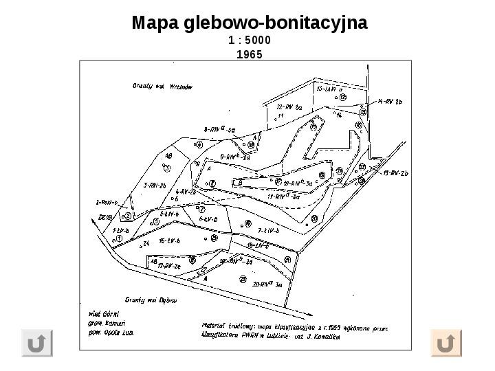 Kartografia gleb - Slajd 19