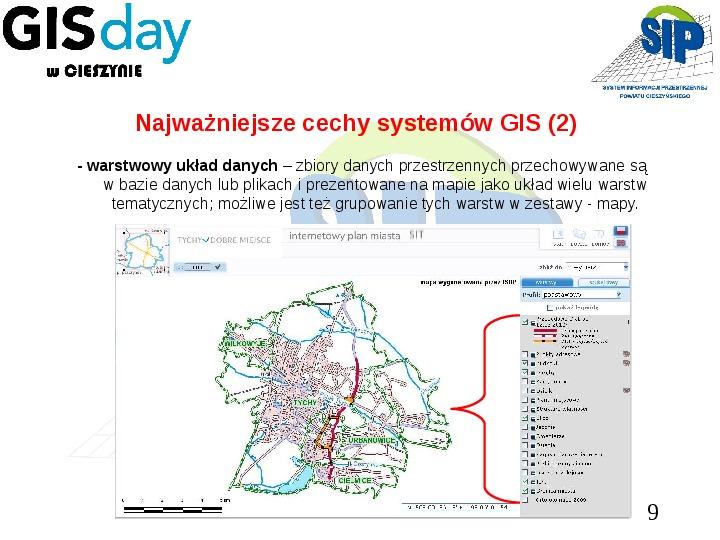 Mapy dawniej i dziś - Slajd 8