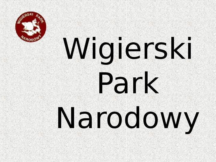 Parki Narodowe - Slajd 136