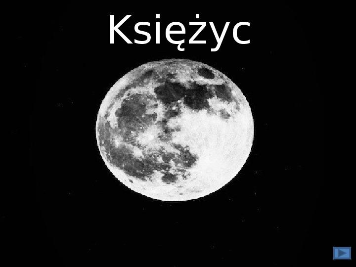 Księżyc - Slajd 1